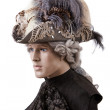 Historical tricorn - Stock Photo