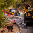 Road works — Stock Photo #25111577