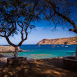Bay in cape verde - Stock Photo