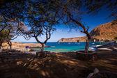 Bay cape verde — Stok fotoğraf