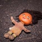 Little doll — Stock Photo #25280791