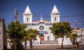 White church — Stock Photo