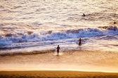 海滩 — 图库照片