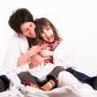 Mother-daughter-relationship — Stock Photo #25497193