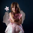 Stock Photo: Little fairy