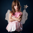 Little fairy - Foto Stock