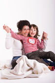 Mother-daughter-relationship — Stock Photo