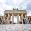 Brandenburg Gate — Stock Photo #25708073