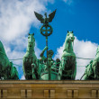 Brandenburg Gate — Foto Stock #25712557