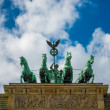 Brandenburg Gate — Foto Stock #25718123