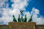 Brandenburg Gate — Foto de Stock