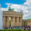 Brandenburg Gate — Stock Photo #25726151