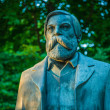 Stock Photo: Statue of Friedrich Engels