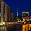 Berlin skyline — Stock Photo #26477965