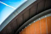 Dom kultury świata berlin — Zdjęcie stockowe