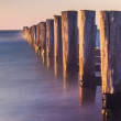 Broken jetty — Stock Photo