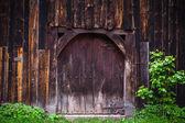 Massiv dörr — Stockfoto