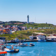 Harbor of Hirtshals, Denmark — Stock Photo