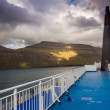 Stock Photo: Coast of Faroe Islands