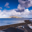 Stock Photo: Harbor at Torshavn, Faroe Islands