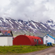 Farm on Iceland — Stock Photo