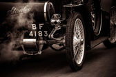 Vintage car — Stock fotografie
