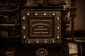 Steam-engine — Foto de Stock