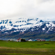 Lonely farm on Iceland — Stock Photo