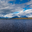 Calm lake on Iceland — Stock Photo