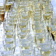 Champaign glasses — Stock Photo #30677439
