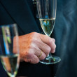 Champaign glass — Stock Photo #30677521