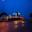 Ferry in Norway — Foto de Stock