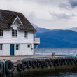 Wooden house — Stock Photo #30688673