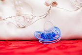 Pacifier — Stock Photo