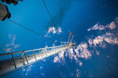 Mast — Stockfoto