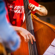 Stock Photo: Double bass