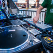 Dj console — Stock Photo #31481855