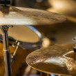 Drum set — Stockfoto