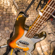 Bass guitar — Stock Photo #31628761