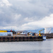 Harbor at Djupivogur, Iceland — Stock Photo