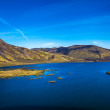 Lake near Landmannalaugar, Iceland — Stock Photo