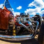 Steam punk car — Stock Photo #32793421