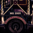 Steam-engine — Stock Photo