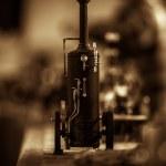Steam-engine — Stock Photo