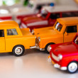 model cars — Stock Photo