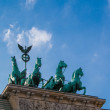 Brandenburg Gate — Foto Stock