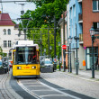 Tram in Berlin — Stock Photo
