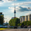 Berlin skyline — Foto de Stock