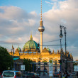 Skyline Berlin — Stock Photo