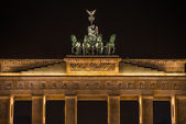 Berlin Brandenburg Gate — Stockfoto